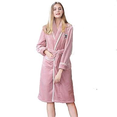 Acemiriz de peignoir chambre longue robe chaude velours femme p4svrp - Robe de chambre femme tres chaude ...
