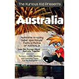 Children's book about Australia Kurious Kid(kids books age 3 to 6)Teach Value: patience(Action & Adventure)kids book Series(Illustrated:3-8)Friendship(Manners)Growing ... non-fiction stories book (Kurious Kids 1)