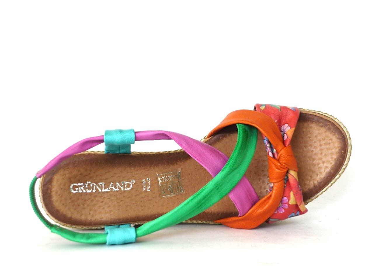Grunland SA1592 CODE Damens SANDALO Damens CODE P. Multicolor 1e395d
