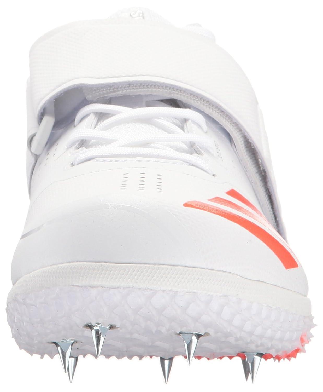 adidas Adizero B01B3RTEQE Hj B01B3RTEQE Adizero 5.5 M US|White/Infrared/Metallic/Silver ef0fd1
