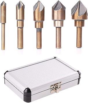Wood or Metal 82 Degree Tool Steel Countersink