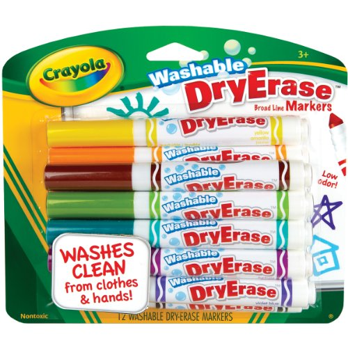 Crayola Washable Markers Discontinued manufacturer product image