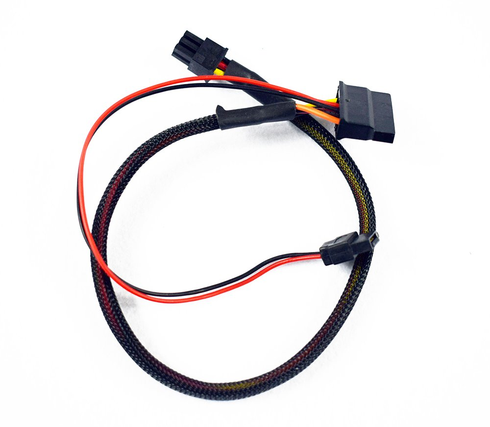 YDLan Delanse New Hard Drive Optical SATA Power Cable For Dell 3653 3650 3655 series KC81G 0KC81G