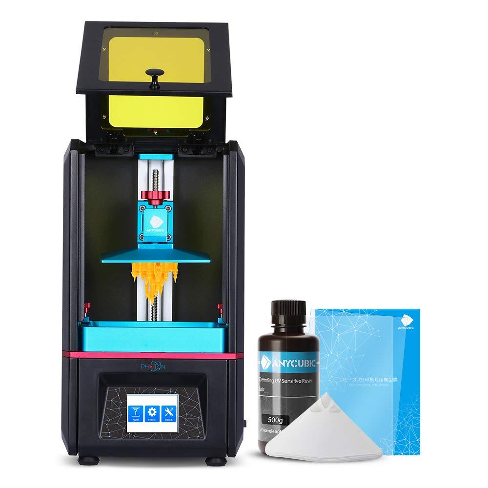 Anycubic Photon - Impresora 3D con pantalla táctil a color de 2,8 ...
