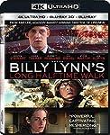 Cover Image for 'Billy Lynn's Long Halftime Walk [4K Ultra HD + Blu-ray 3D + Blu-ray]'