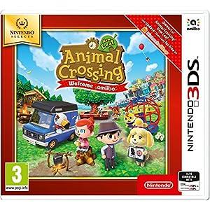 Nintendo Selects – Animal Crossing New Leaf: Welcome amiibo (Nintendo 3DS)