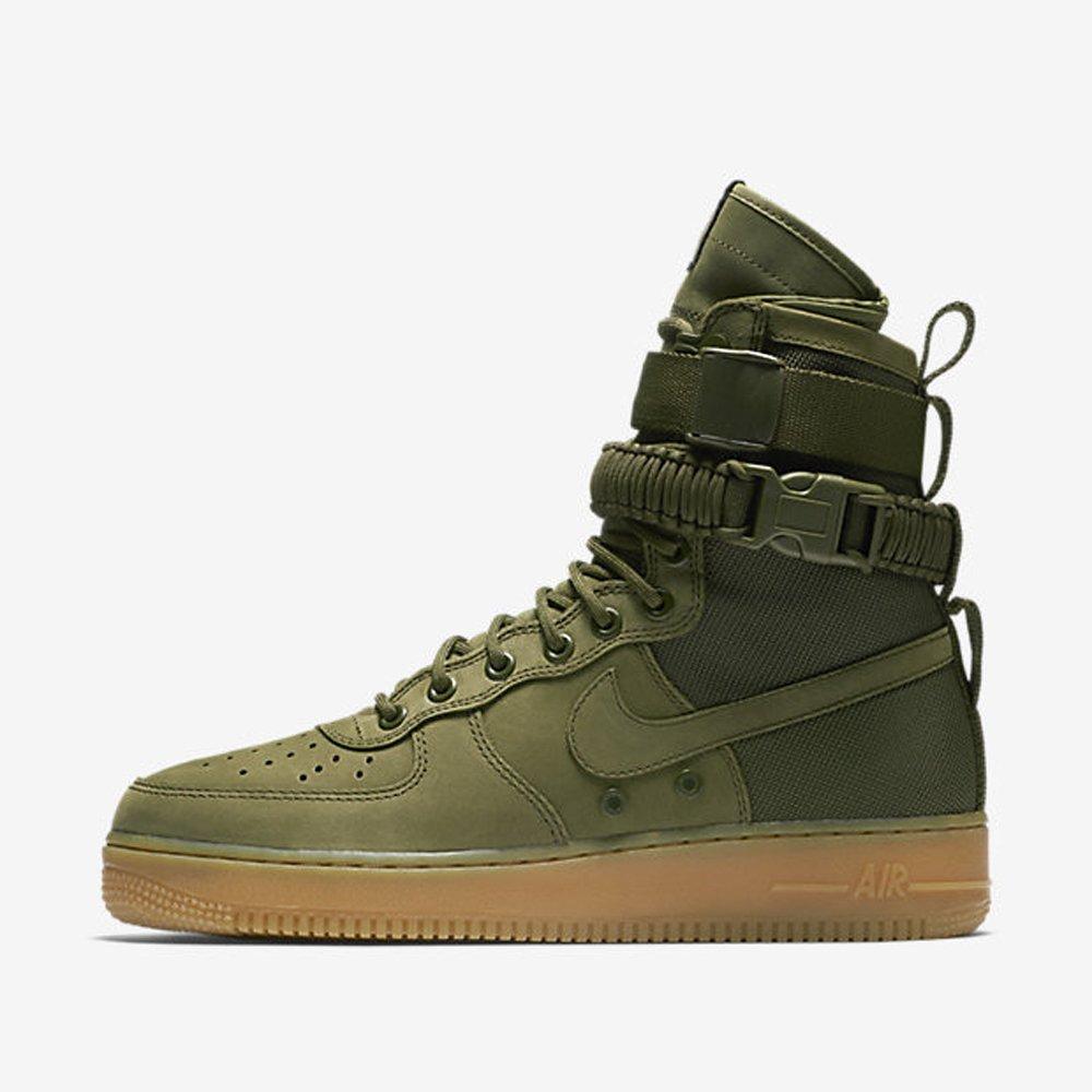 sale retailer 3e1be 1dc56 Nikes SPECIAL FIELD AIR FORCE 1 Medium Olive shoes (11 D(M)US)   6296133645254  Amazon.com  Books