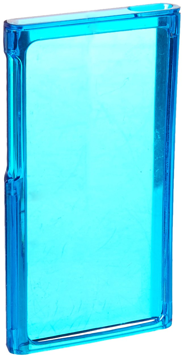 eForCity Snap-On Slim Case for Apple iPod Nano 7G, Clear Blue DAPPNAN7COC5