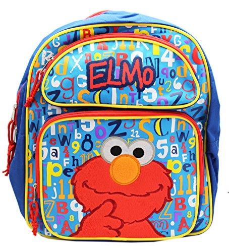Elmo Book Bag - 5