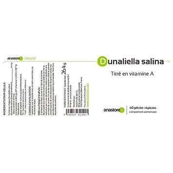 VITAMINA A (RETINOL) | OFERTA 3+1 GRATIS | 16 mg / 240 cápsulas | Cabello y uñas, Piel (antiedad, belleza de la piel), Visión | Fabricado en Francia: ...