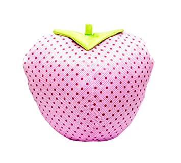 Black Temptation Fruit Creative Pillow 3D Plush Pillow Back Cojín ...