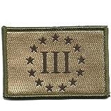 """2""""x3"""" Emblem Three Percenter Tactical - Multitan"""