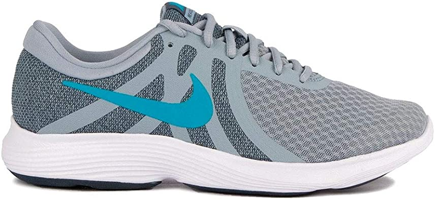 Nike Revolution 4 EU, Zapatillas de Atletismo para Hombre: Amazon.es: Zapatos y complementos
