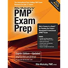 Amazon rita mulcahy books biography blog audiobooks kindle pmp exam prep eighth edition updated ritas course in a book for passing fandeluxe Images