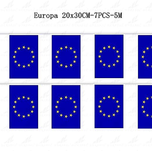 Durabol Cadena Bandera de Europa Comunidades autónomas de España 7 ...