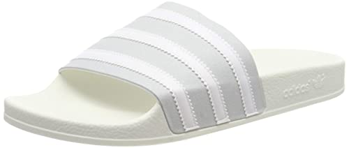 reputable site 138f0 2a618 adidas Adilette, pantoufle homme - Gris (Grey Two F17 Ftwr White Off