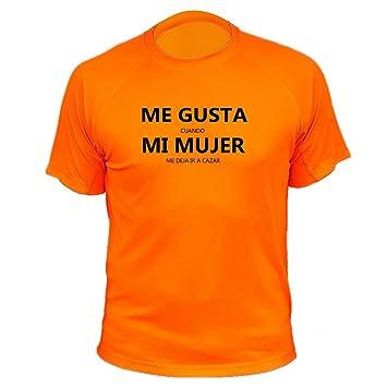 Camiseta de Caza e73538fa300