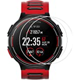 Zshion for Coros PACE Screen Protector,9H Hardness Tempered Glass Screen Protector for Coros PACE GPS Sports Watch with…