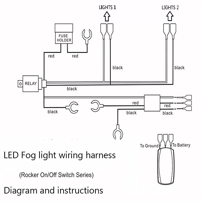 Fog Light Wiring Harness Diagram from images-na.ssl-images-amazon.com