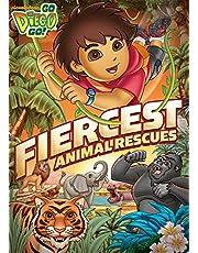 لعبة جو دييجو جو - فيرسيست انيمال ريسكيوز (2011) (دي في دي )