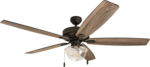 Prominence Home 51426-01 Fernwood Ceiling Fan, 60, Bronze