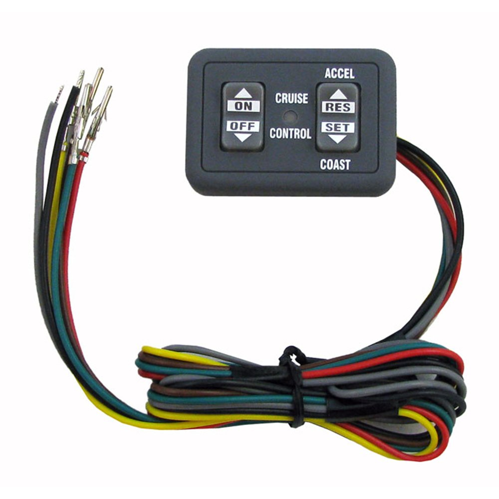 Audiovox Ccs100 And Rostra Cruise Control Replacement Wiring Diagram Switch Module Automotive