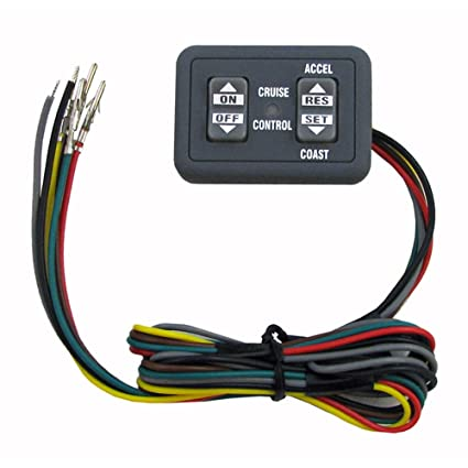 Audiovox CCS100 and Rostra Cruise Control Replacement Switch Control on