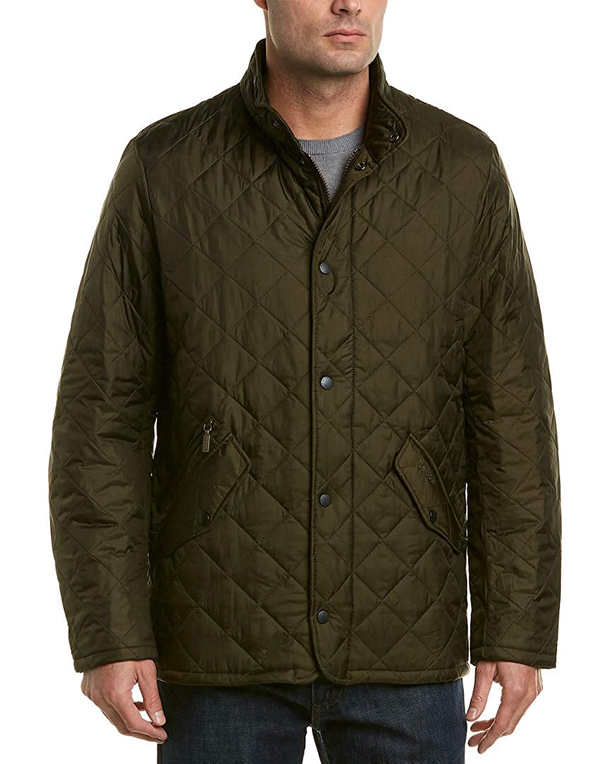 5918e722cf08b Amazon.com: Barbour Mens Flyweight Chelsea Quilted Jacket, M: Clothing