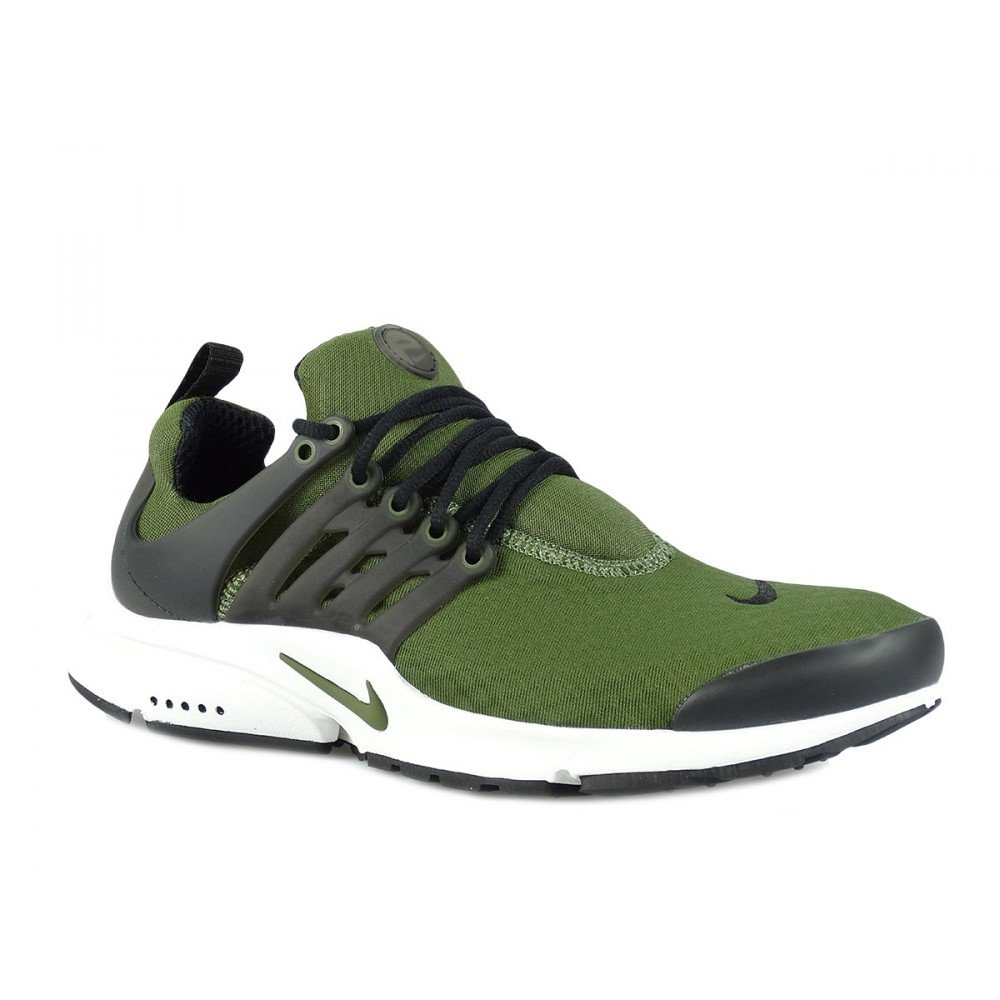 613e6b54fe NIKE Mens Air Presto Essential Shoes Legion Green/Black 848187-302 Size 8:  Buy Online at Low Prices in India - Amazon.in