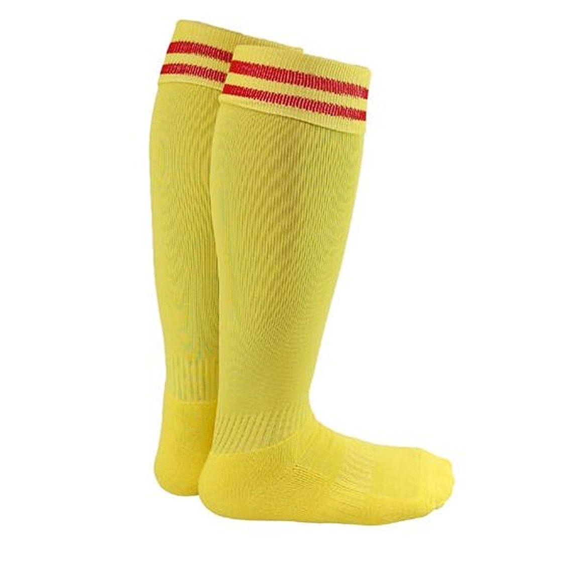 uooja Lian estilo Boy y Girl 2/pares rodilla alta calcetines deportivos para b/éisbol//F/útbol