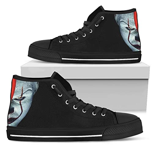 new release on wholesale factory price Amazon.com: Pennywise Shoes IT Chapter 2 High Tops for Women ...