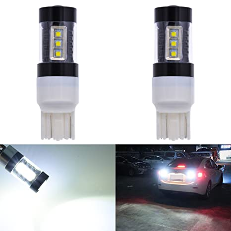 Bombillas LED de 1800 lúmenes, 80 W, CREE 9005, HB3, H10, 9145, 9140, de aluminio, ...