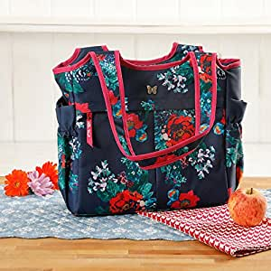 Amazon Com The Pioneer Woman Insulated Lunch Bag