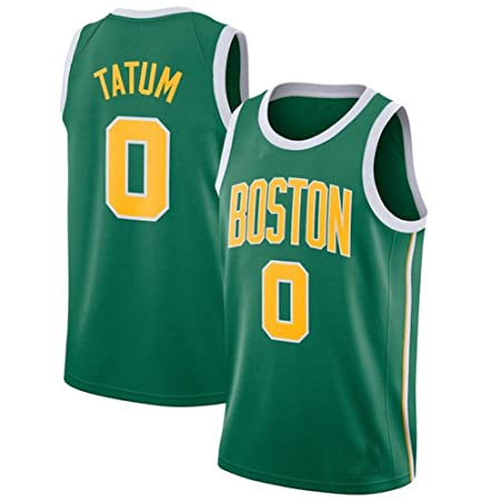 AKBQ Camiseta Unisex De Baloncesto para Hombre - Boston ...