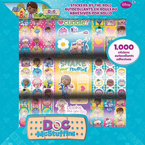 Trends International Doc Mcstuffins Stickers by The Roll