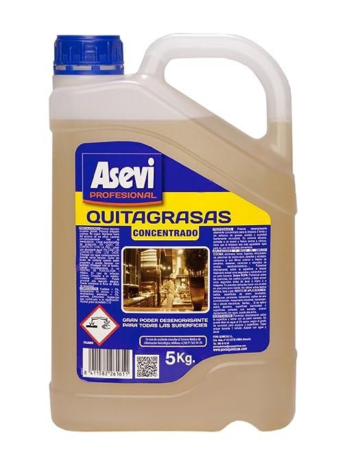 Asevi Profesional 26161 Quita grasa - 5000 gr