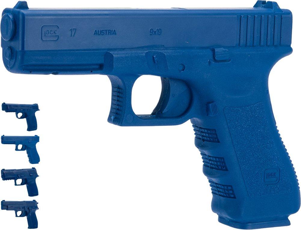 Evike - Rings Manufacturing Blue Guns Inert Polymer Training Pistol (Pistol: Glock 17/22 / 31 Gen 3) by Evike