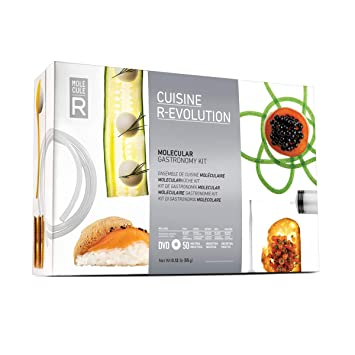 Molecule-R Cuisine R-Evolution Molekularküche Basisset, Als ...