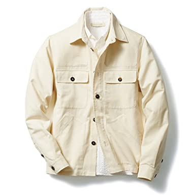 Private White V.C. Safari Jacket: Ecru