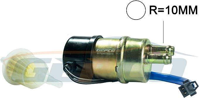 Neuf Moto Pompe /à Essence pompe /à carburant Fuel pumps pour HONDA VFR750F 1990 1991 1992 1993 1994 1995 1996 1997