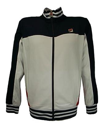 Fila Herren Trainingsanzug Weiß (001): Amazon.de: Bekleidung