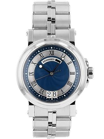 finest selection 4f52b 5b0ae Amazon   [ブレゲ] 腕時計 BREGUET 5817ST/Y2/SV0 マリーン2 ...