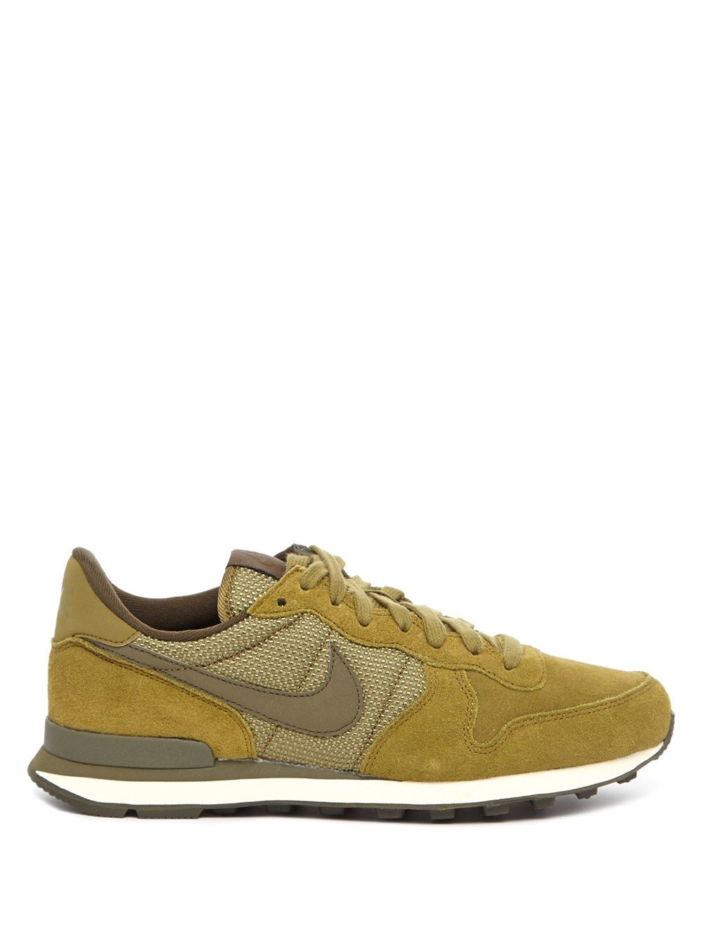 Nike Internationalist PRM, Zapatillas de Running para Hombre 40 EU|Verde (Olive Flak / Dark Loden-cashmere)