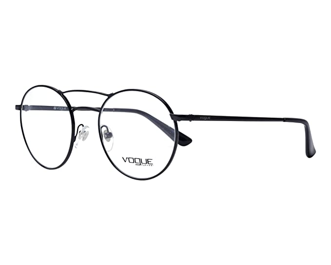 37c93c5141e Image Unavailable. Image not available for. Colour  Vogue Full Rim Round Women s  Spectacle Frame ...