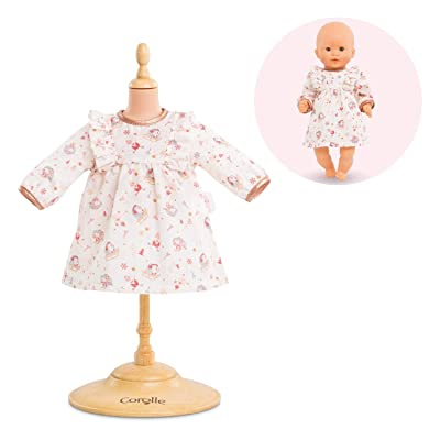 "Corolle - Enchanted Winter Dress - Limited Edition Outfit for 12"" Baby Dolls: Toys & Games"