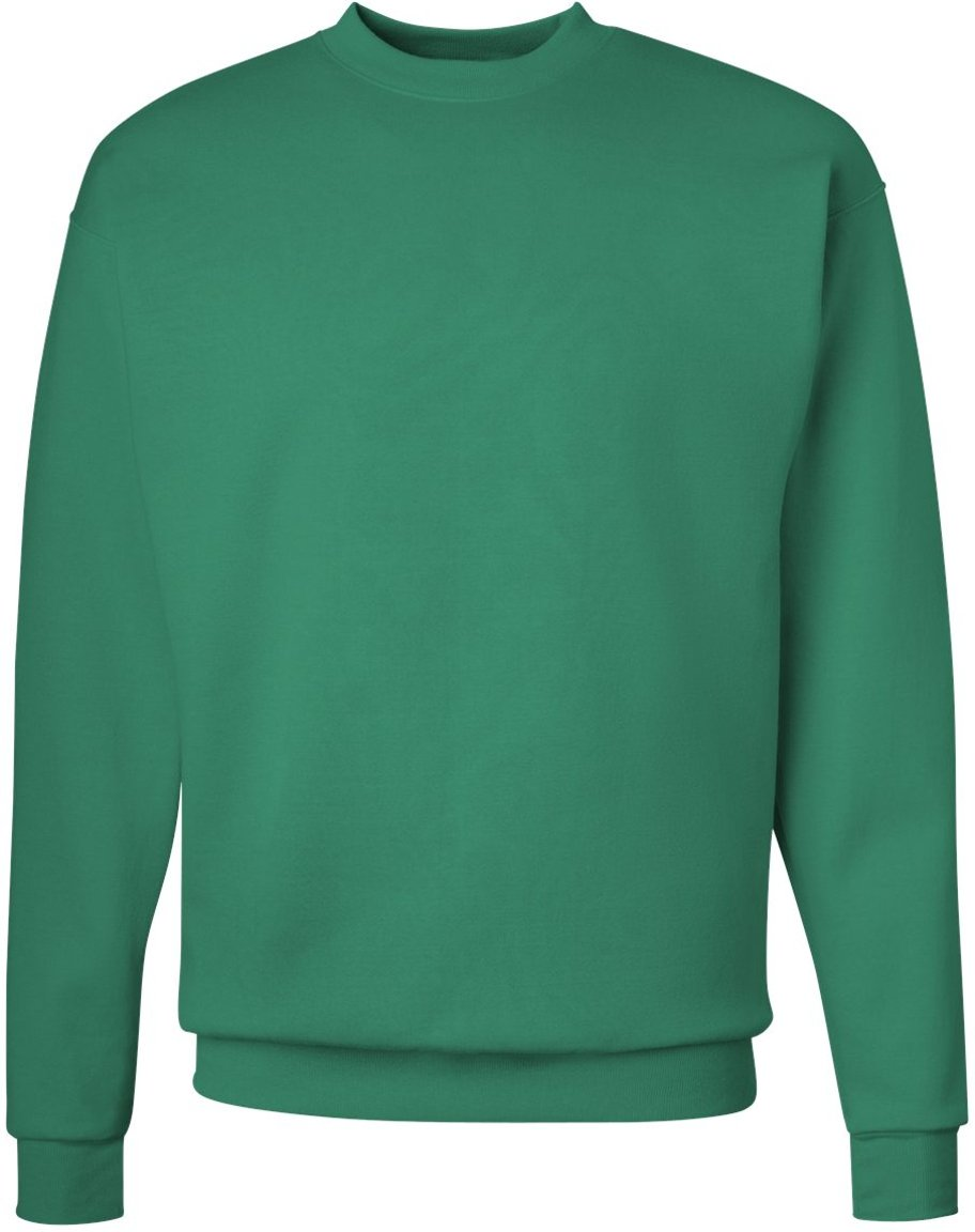 Hanes OUTERWEAR メンズ ユニセックスアダルト B00AYYSZDG Large|Kelly Green Kelly Green Large