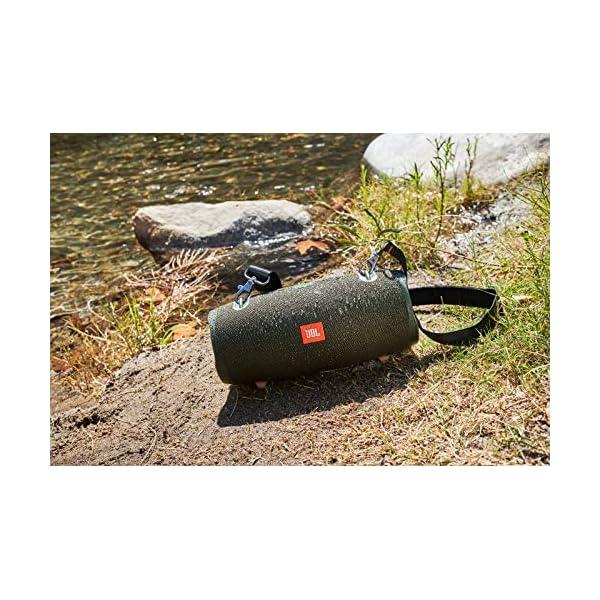 JBL Xtreme 2 - enceinte Bluetooth Portable - Waterproof Ipx7 - Autonomie 15 Hrs & Port Usb - Sangle de Transport Incluse - Bleu 5