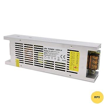 RPS 24V 200W 8.3A Fuente de alimentación de 24V DC ...