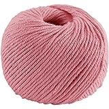 DMC Natura hilo, 100% algodón, color 134, tamaño mediano
