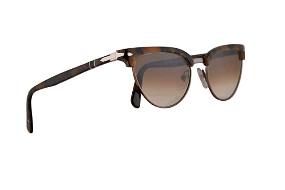 ddeef075c2 Image Unavailable. Image not available for. Color  Persol PO3198S Tailoring  Edition Sunglasses Dark Tortoise ...